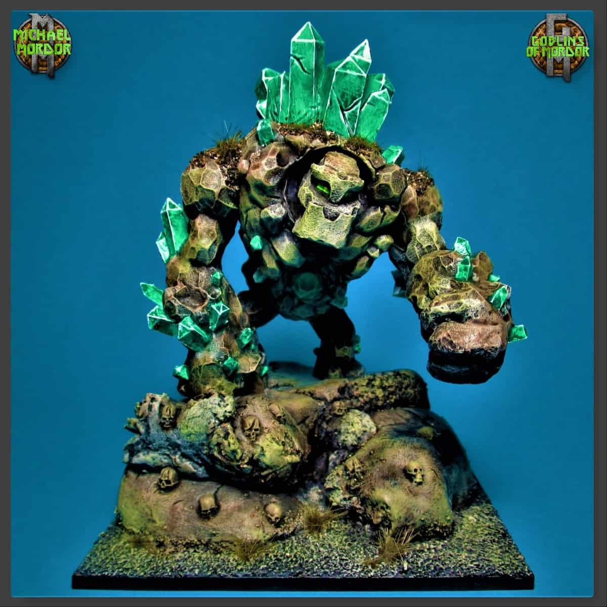 Greater Earth elemental