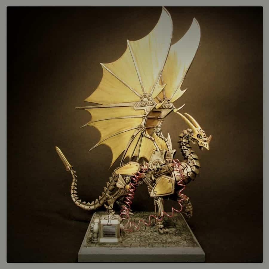 cloakwork dragon reaper