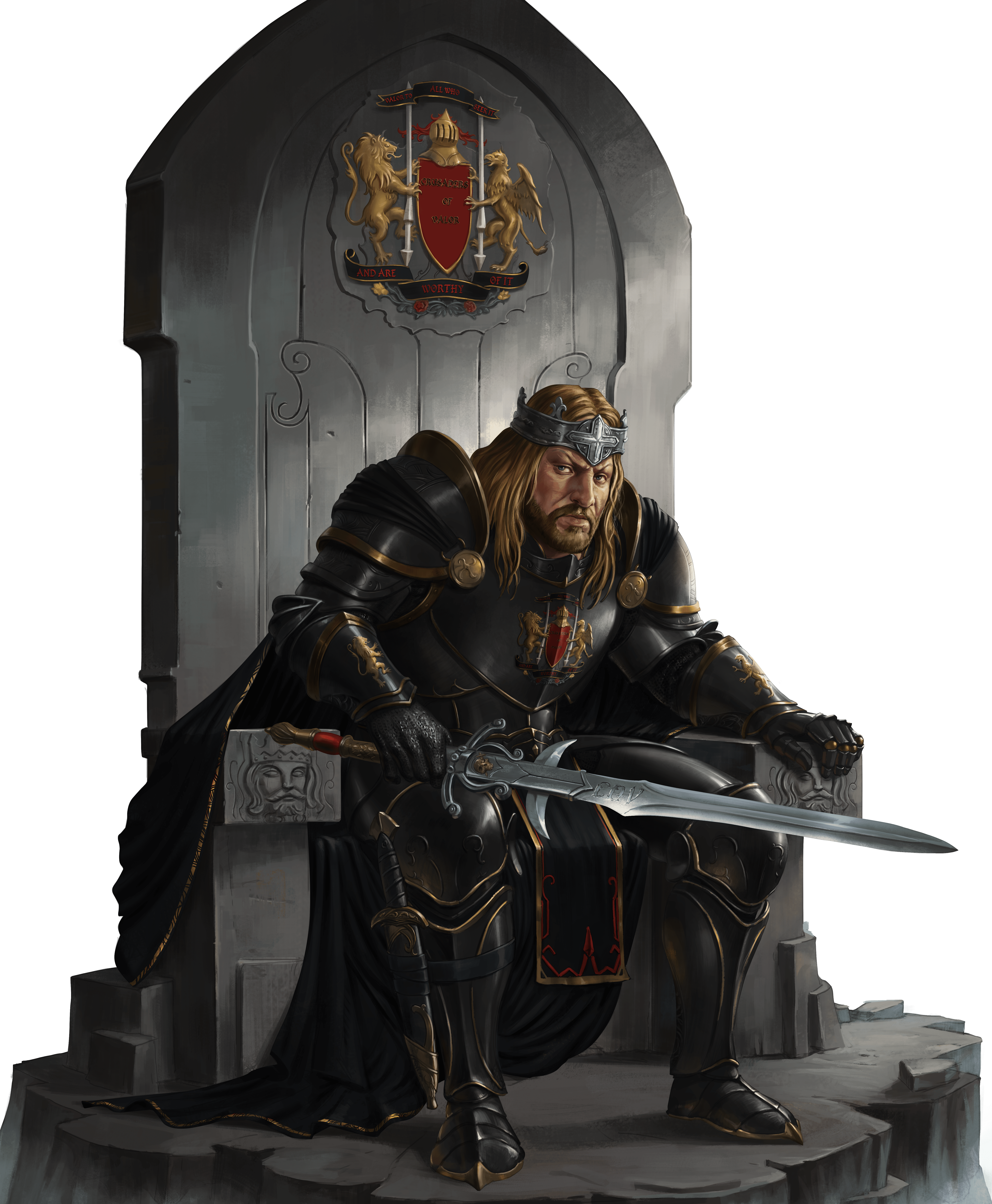 Crusaders of Valor